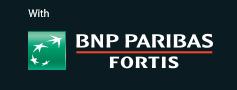 Avec/met BNP PARIBAS FORTIS